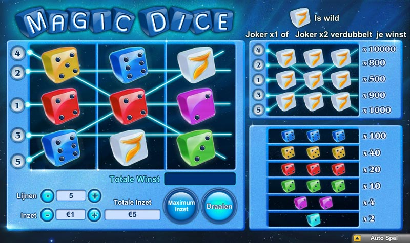 Magic Dice